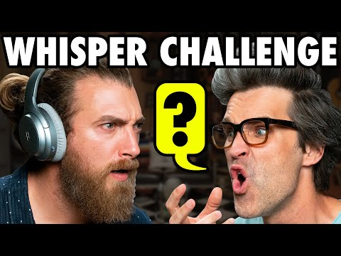 Whisper Challenge (Interview Edition)