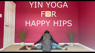 Yin Yoga for Happy Hips
