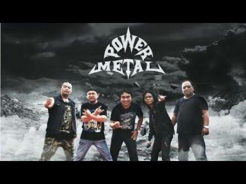 BIDADARI | Power Metal ~ Karaoke Tanpa Vocal + Lirik & Duet | Best HD Quality