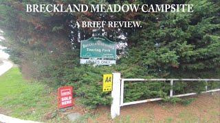 swaffham camping jan 19