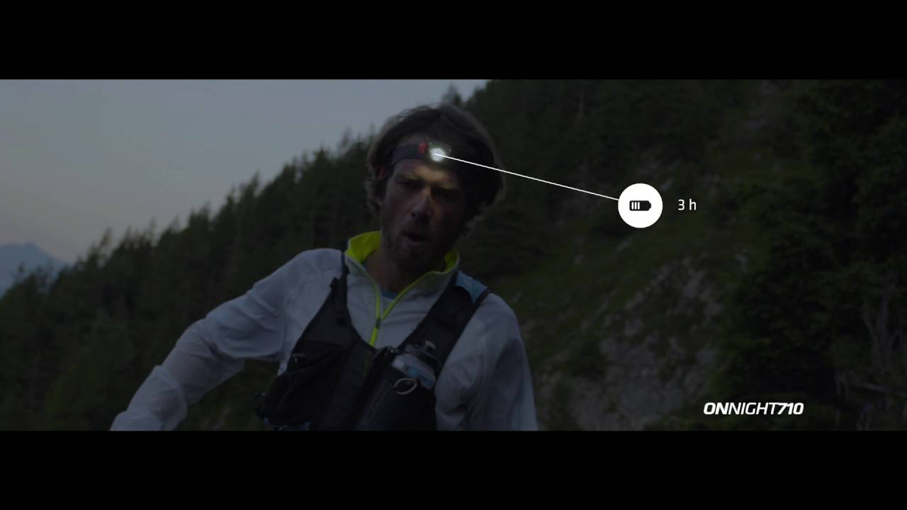 Decathlon Onnight 710 Youtube