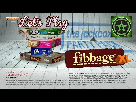 Let's Play - Fibbage XL