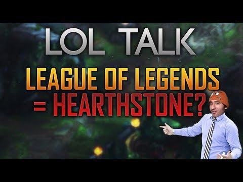 Zu viel RNG? LOL das neue Hearthstone? [LoL Talk] [League of Legends] [Deutsch / German]
