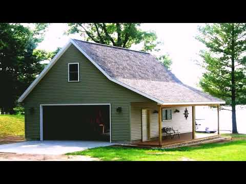 Pole Barn Loft Designs