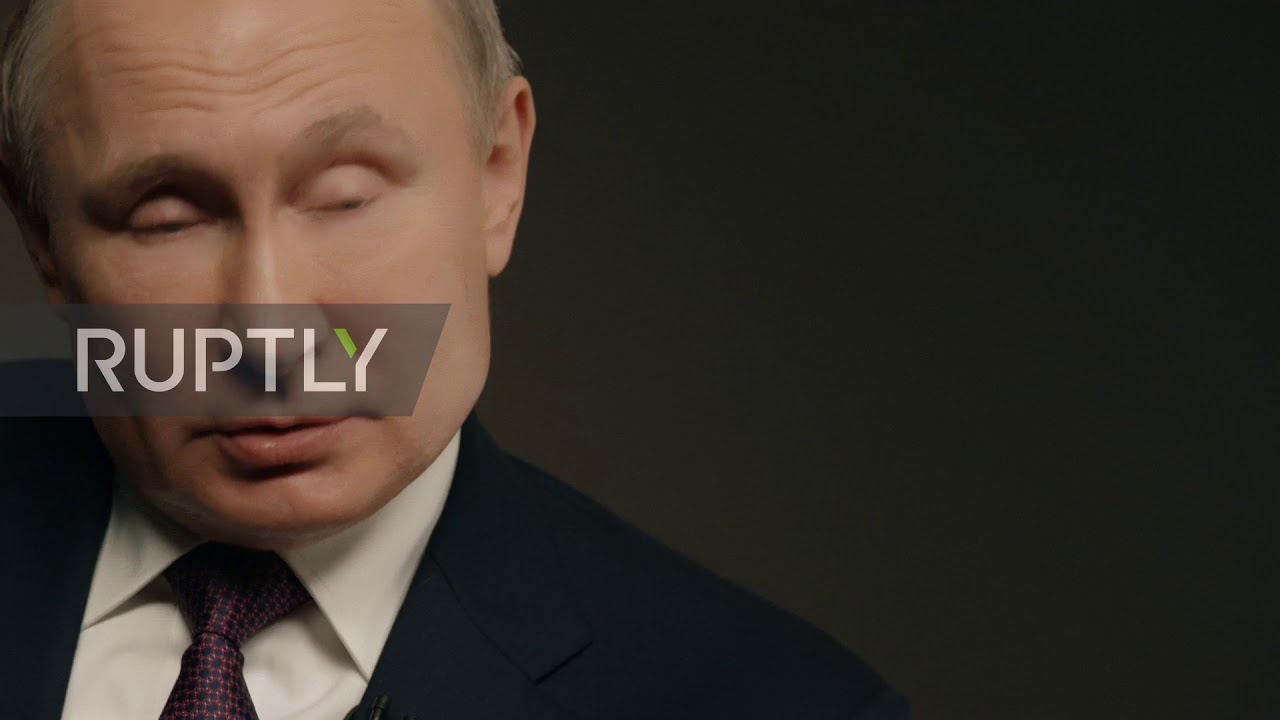 Russia: Putin discusses state of US-Russian relations