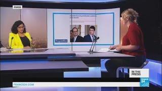 'Hollande's Protégé Steps Forward after Palace Coup'