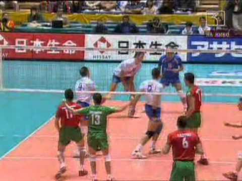 Bulgaria - Serbia WCH 2006