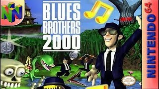 Longplay of Blues Brothers 2000