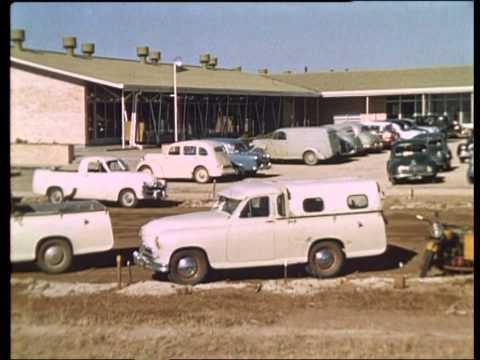 Hotel Elizabeth in the 1950s