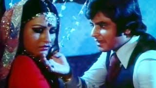 Jeetendra, Reena Roy, Badaltey Rishtey - Scene 17/25