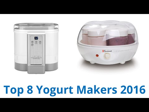 8 Best Yogurt Makers 2016