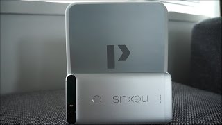 Обзор и опыт эксплуатации Huawei Nexus 6P, 64Gb