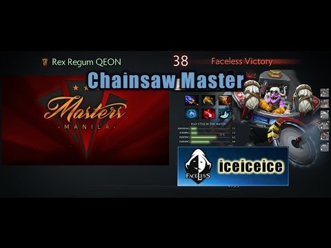 Manila Master | SEA Qualifier | fL.iceiceice - Timbersaw