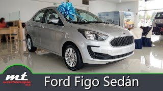 Ford Figo Sedán (Energy TM) - Vista Rápida.