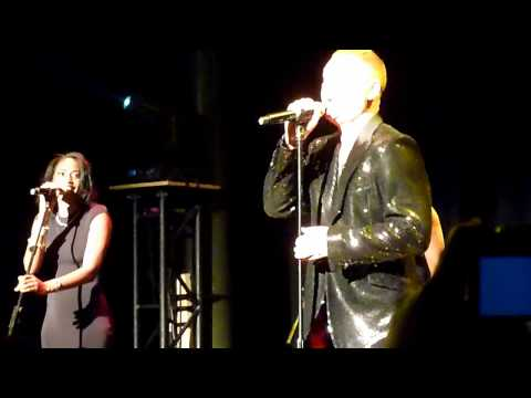 Yazoo and Erasure 'Don't Go / Hideaway' HD @ London, The Roundhouse, 14.05.2011