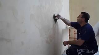 Венецианская Штукатурка. Классическая техника нанесения в 3 слоя
