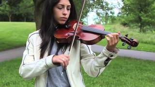 Taylor Swift - Love Story (Violin Cover)
