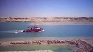 See dream that has been made in the new Suez Canal !! March 2015