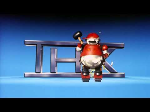 THX ROBOT - 35mm - HD