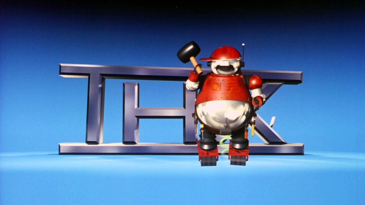 Thx Robot 35mm Hd Youtube