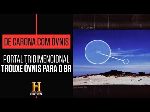Conheça o portal que permitiu entrada de ETs no Rio Grande do Sul  | DE CARONA COM ÓVNIS | HISTORY