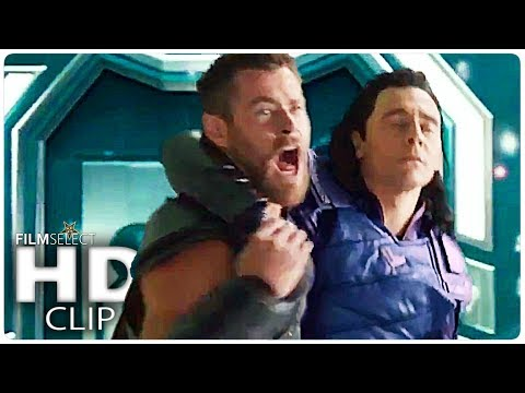 Thumbnail: THOR RAGNAROK: 5 Clips from the Movie (Marvel 2017)