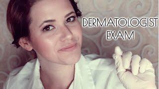 ASMR Ich untersuche dich ♡ Dermatologist Exam | Whispered Doctor Roleplay in German/Deutsch