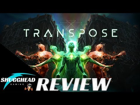 Transpose PSVR Review: How VR Puzzle games should be | PS4 Pro Gameplay Footage