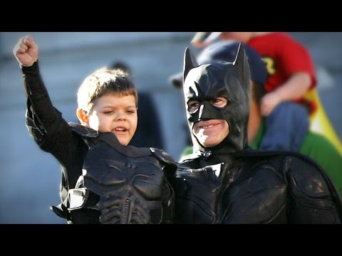Batkid Begins and Cooties Trailers Give us FEELS!