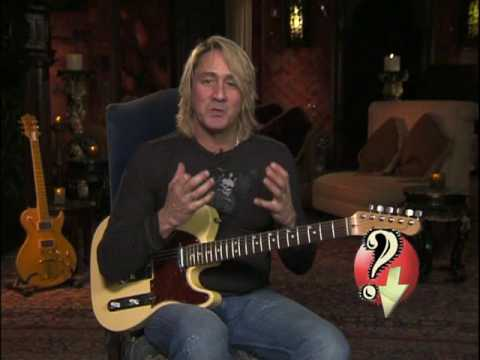 Rock House instructor  John McCarthy/Tunings that Rule Metal Music