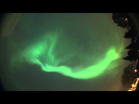 Northern Lights over Blaker, Norway March 18th 2015