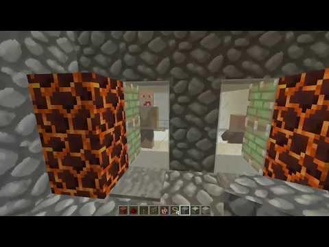 BIKIN PENJARAN LASER LEVEL 9 PALING AMAN DI DUNIA MINECRAFT! - Minecraft Redstone House