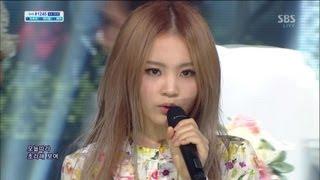 LEE HI - 'ROSE' 0421 SBS Inkigayo