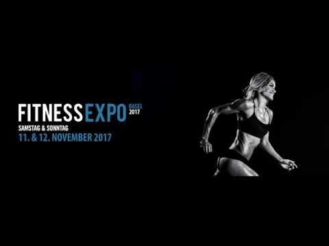 KICK OFF FITNESS EXPO BASEL 2017