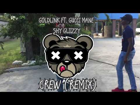 GoldLink - Crew (REMIX) ft. Gucci Mane, Brent Faiyaz, Shy Glizzy (Official Dance Video)