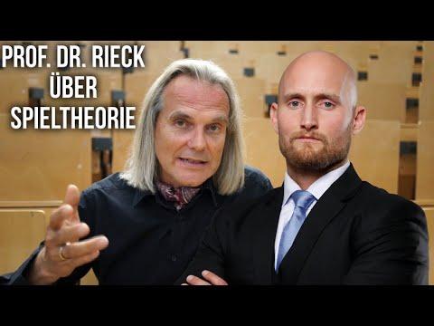 Die Spieltheorie! Podcast mit Prof. Dr. Rieck