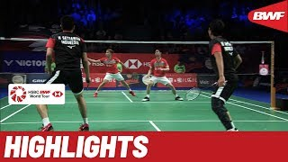 DANISA Denmark Open 2019 | Finals MD Highlights | BWF 2019