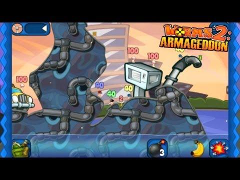 Worms 2: Armageddon - Official Trailer