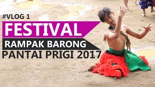 Video Gila! Ratusan Grup Jaranan Meriahkan Festival Rampak Barong Prigi 2017 download MP3, 3GP, MP4, WEBM, AVI, FLV Agustus 2018