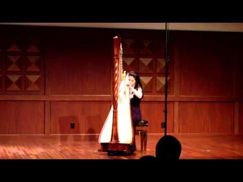 Sonate pour harpe, Lento by Pierick Houdy