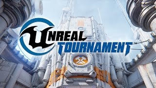 Unreal Tournament Pre-Alpha Gameplay