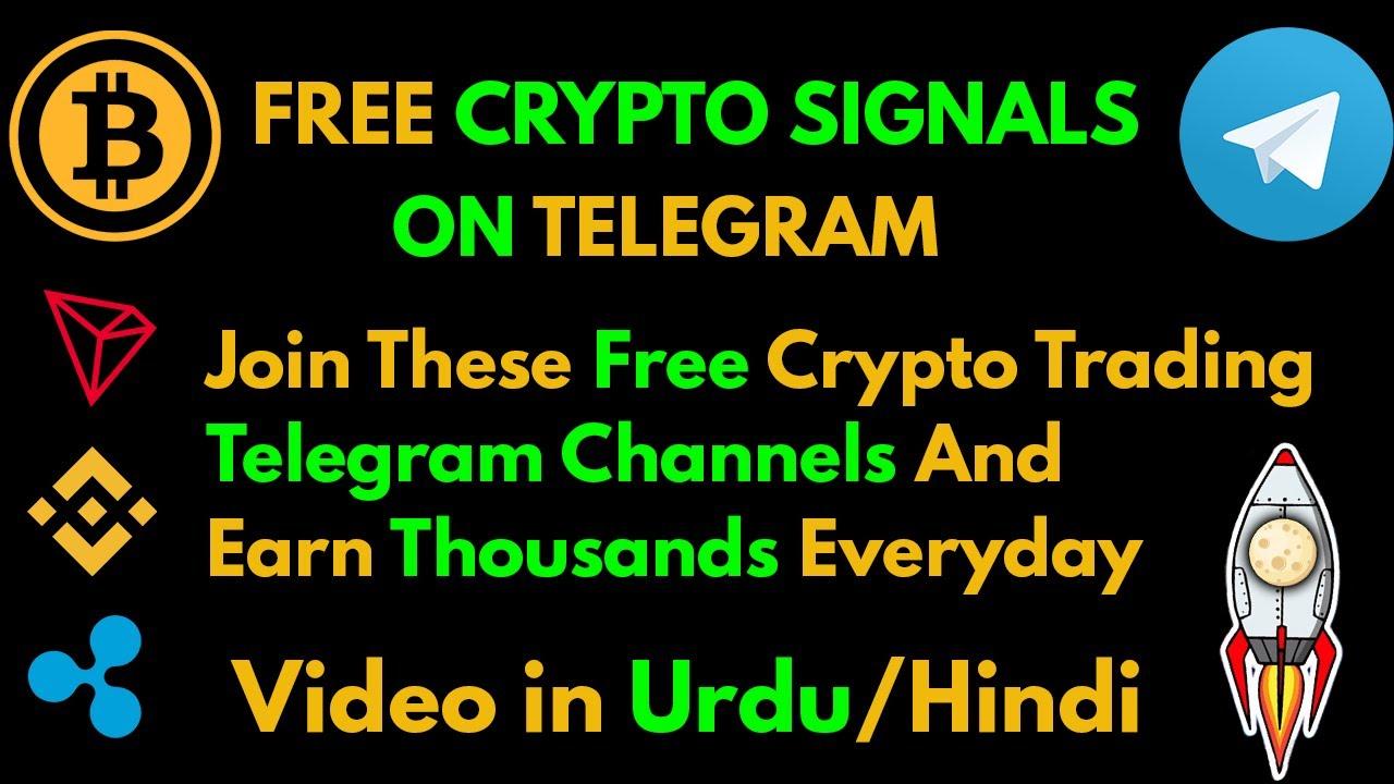 trading crypto coach telegram
