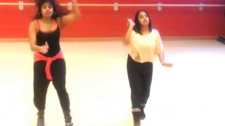 Beyonce- Upgrade U-  Wildabeast Choreography