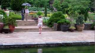 A Dance for National Public Gardens Day at Duke Gardens