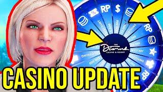 GTA 5 CASINO - NEW UPDATE 1.31 (GTA 5 CASINO UPDATE DLC RELEASE)