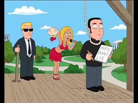Family Guy - I've got a Little List - Complete Video & Lyrics