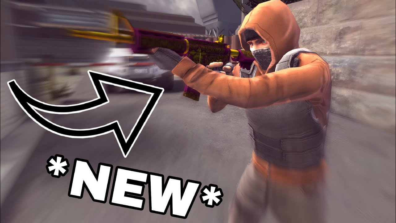 *NEW* JOKER ANARCHY M4 SKIN GAMEPLAY! | Critical Ops