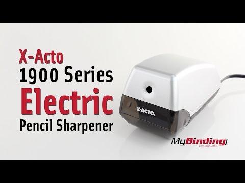 X-Acto 1900 Series Helix Electric Pencil Sharpener