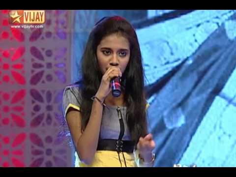 "Priyanka Sings ""Ninaikka Therintha Maname"" In Kedi Boys..... Link To Full Song In The Description.."