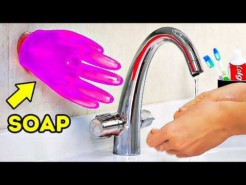 How To Make Soap At Home || 20 Cool DIY Soap Ideas
